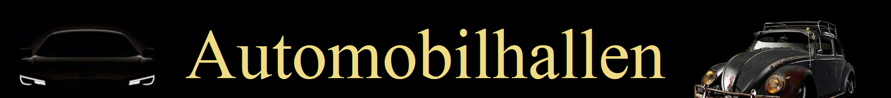 Logo Automobilhallen